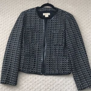 Michael Kors - tweed blazer, size 14